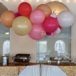 shower balloons